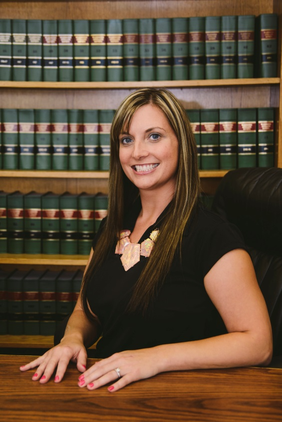 Kerri Turner, Social Security Legal Assistant