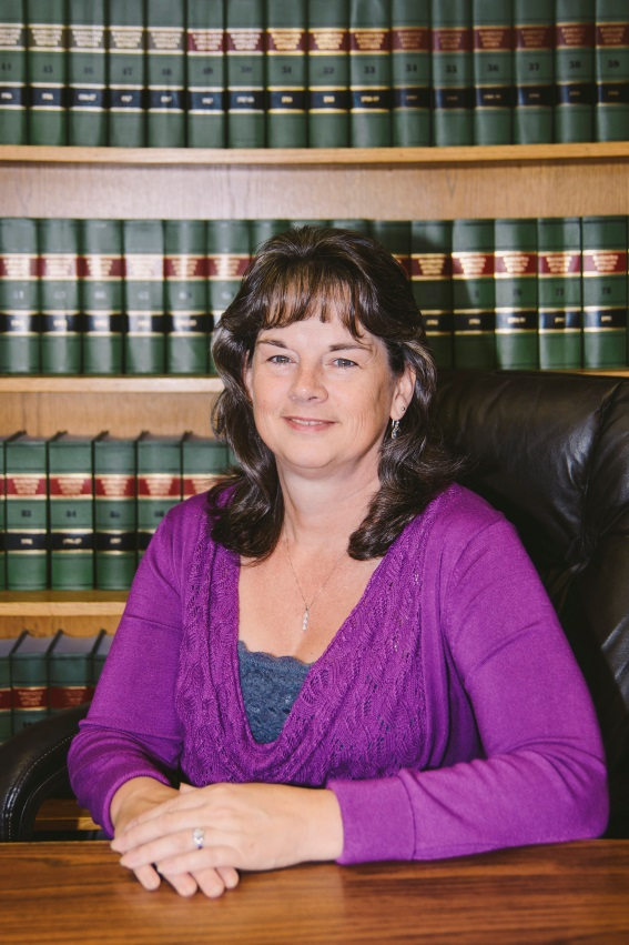 Lynn Venegas, Professional Legal Secretary (PLS)